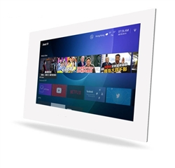 "Cholet 27"" Bathroom Waterproof Internet Android Full HD LED TV (White)"