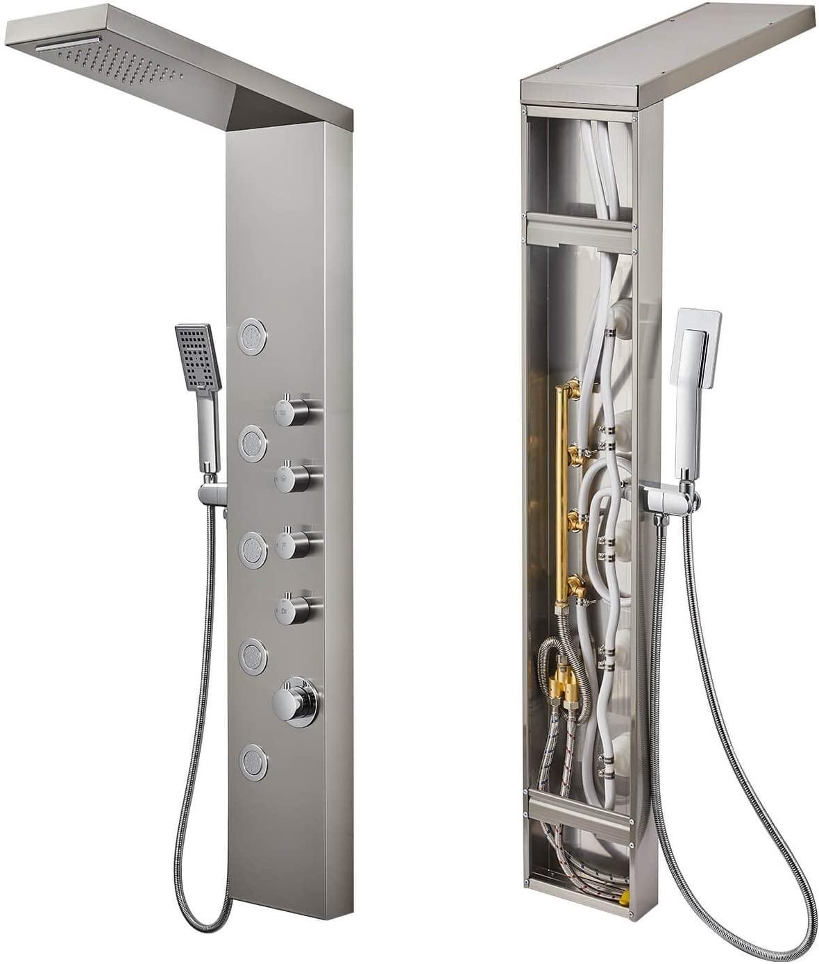 Buy Delta Shower Tower Panel System