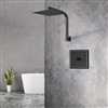 Dark Oil Rubbed Bronze Sensor Controlled Automatic Shower Set