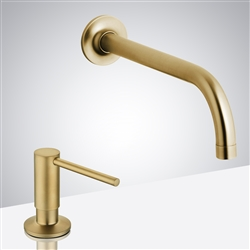 BG Bathroom sensor motion faucets