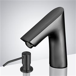 Dark Oil Rubbed Bronze Bathroom sensor motion faucets