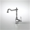 Alexandria Chrome Finish Singled Handle Kitchen Sink Faucet