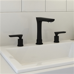 Huelva Dual Handle Bathroom Sink Faucet