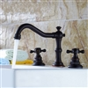 BathSelect Kavala Oil Rubbed Bronze Bathroom Sink Faucet