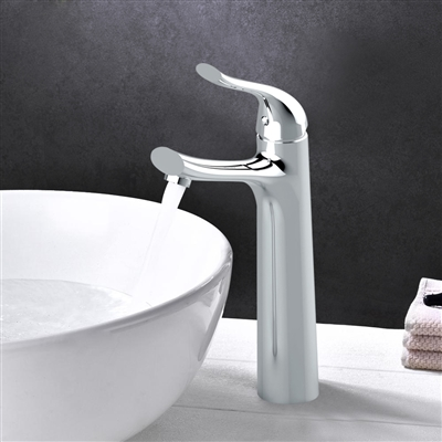 Marseille Single Handle Deck Mounted Bathroom Sink Faucet