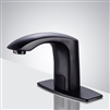 Naples Oil Rubbed Bronze Motion Sensor Faucet with Hot/Cold Mixer