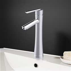 Nantes Single Handle Deck Mounted Bathroom Sink Faucet