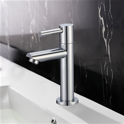 Rennes Single Handle Deck Mounted Bathroom Sink Faucet