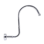 Poitiers S Shaped Shower Arm