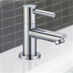 Reims Single Handle Deck Mounted Bathroom Sink Faucet