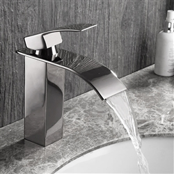 Versailles Single Handle Deck Mounted Bathroom Sink Faucet