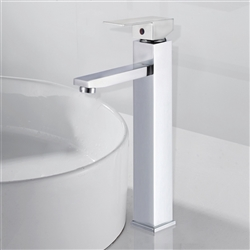 Catania Single Handle Deck Mount Bathroom Sink Faucet