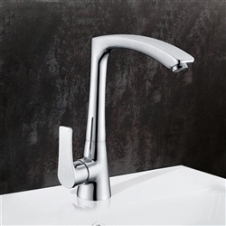 Seville Single Handle Kitchen Sink Faucet