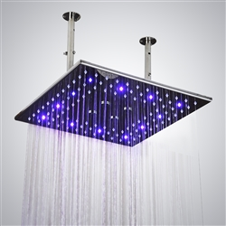 16-Inch-LED-BrushedNickel-Shower-Head