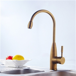 Poitiers Single Handle Kitchen Sink Faucet