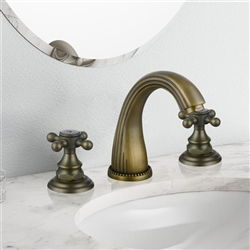 Bordeaux 3 Piece Lavatory Sink Faucet