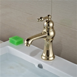 Tourcoing Single Handle Bathroom Sink Faucet