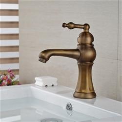 Fort-de-France Single Handle Bathroom Sink Faucet