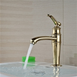 Argenteuil Single Handle Bathroom Sink Faucet