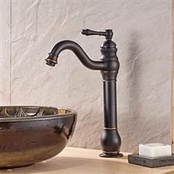 Las Palmas Deck-Mounted Bathroom Sink Faucet