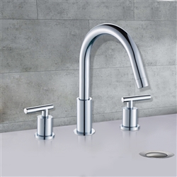 Genoa Dual Handle Bathroom Sink Faucet