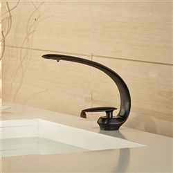 Messino Oil Rubbed Bronze Bathroom Sink Faucet