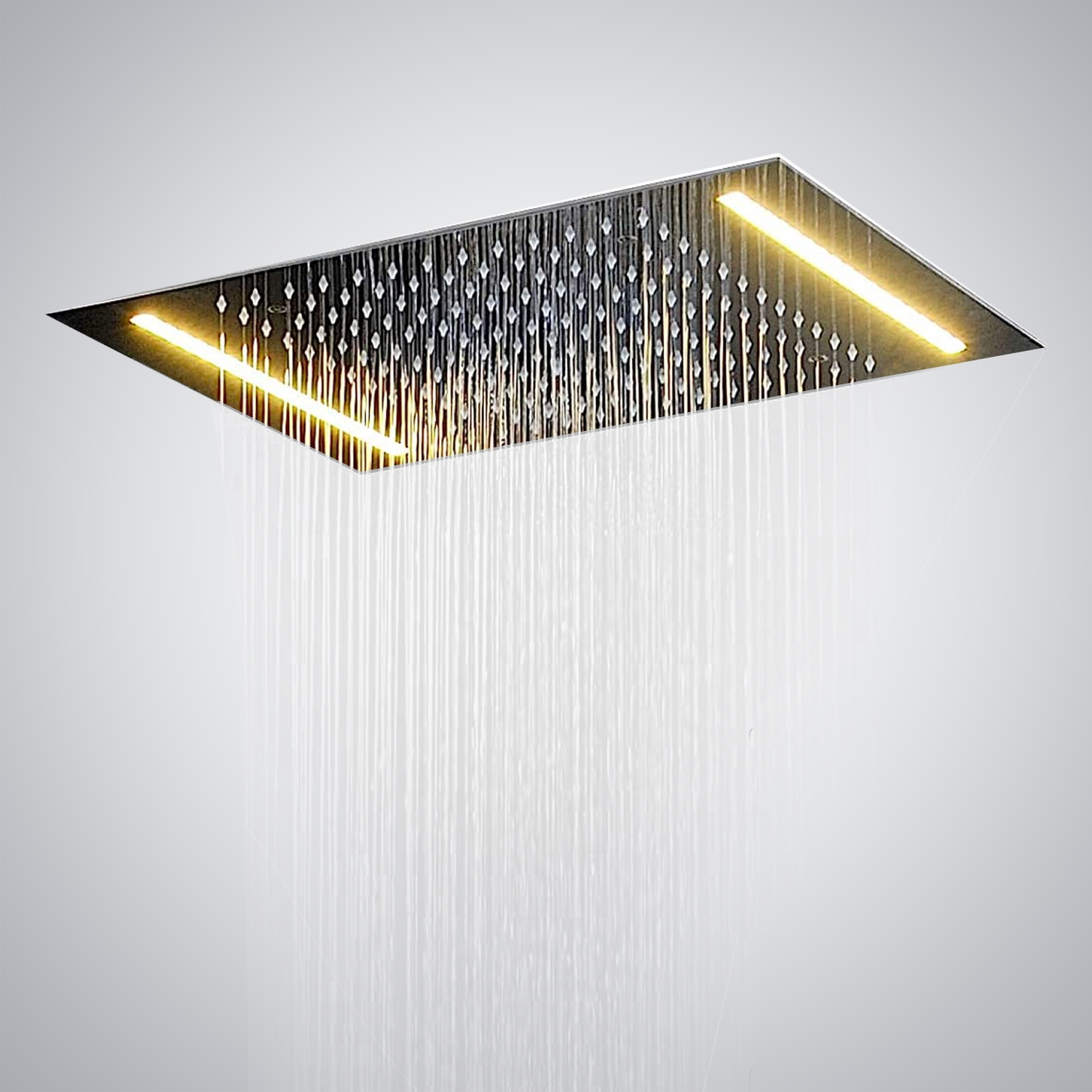 Flush Mount Ceiling Shower Head