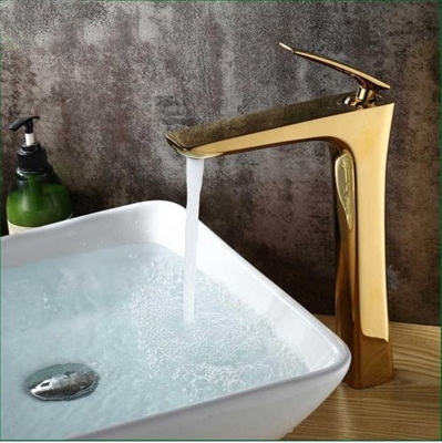 Brest Single Handle Bathroom Sink Faucet