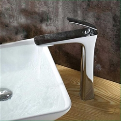 Dijon Single Handle Bathroom Sink Faucet