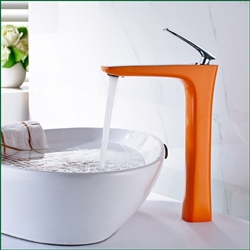 Grenoble Single Handle Bathroom Sink Faucet