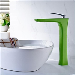 Le Mans Single Handle Bathroom Sink Faucet