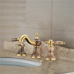 Toulouse Wide Spread Lavatory Sink Faucet