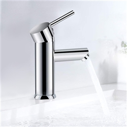 Lyon Chrome Bathroom Sink Faucet