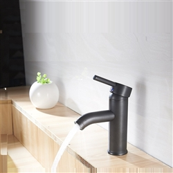 Verona Oil Rubbed Bronze Bathroom Sink Faucet