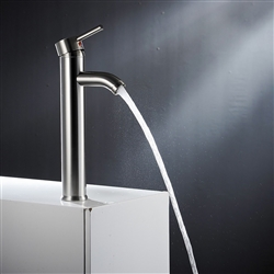 Modena Single Handle Bathroom Sink Faucet
