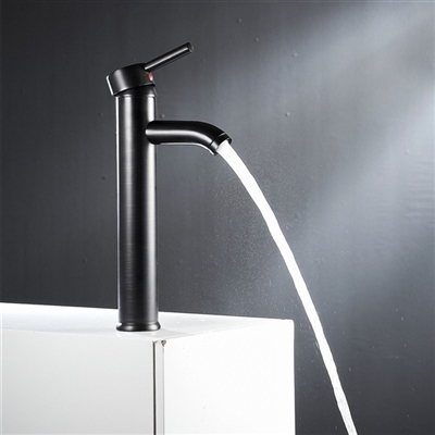 Messina Single Handle Bathroom Sink Faucet
