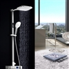 Florence Wall Mounted Shower Set with Digital Mixer