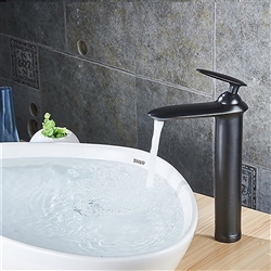 Zamora Oil Rubbed Bronze Bathroom Sink Faucet