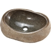 Roman River Stone Bathroom Sink
