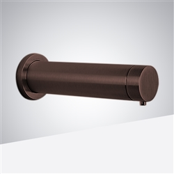 BathSelect Commercial Wall Mount Light Oil Rubbed Bronze Finish Motion Sensor Soap Dispenser