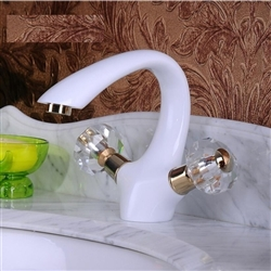 Long-Neck-DeckMounted-Crystal-Hand-Wheel-Faucet