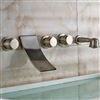 Wall-Mount-Brushed-Nickel-Bathtub-Faucet-Mixer
