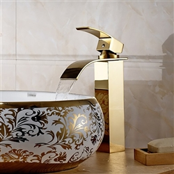 Orlando-Waterfall-Gold-Sink-Faucet-Mixer