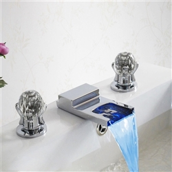 Utah-LED-Waterfall-Bathroom-Sink-Faucet-With-Crystal-Handles