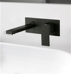 BathSelect Oil-rubbed Bronze Black Color Bathtub Faucet