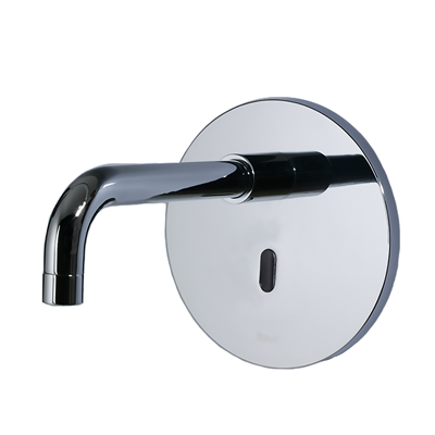 Bravat In Wall Mounted Electric Instant Water Heater Faucet