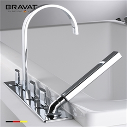 Bravat_Bathtub_Shower_And_Handheld_shower-Mixer_Faucet_Set