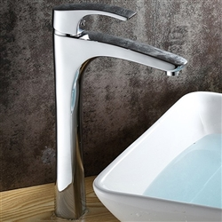 Cagliari Single Handle Deck Mount Bathroom Sink Faucet