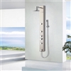 Lunetta Shower Towers, shower panel canada