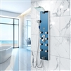 Milrose stainless steel shower panels